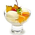 Ice Cream With Fruit by Elena Elisseeva