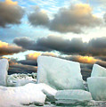 Ice Henge by David April