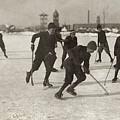 Ice Hockey 1912 by Granger