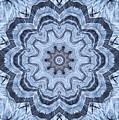 Ice Patterns Snowflake by Kristin Elmquist