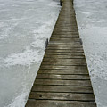 Ice Pier by Robert Lacy