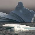 Ice Pinacle by Elisabeth Van Eyken