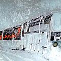 Ice Queen Express by Pennie  McCracken