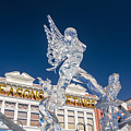 The Annual Ice Sculpting Festival In The Colorado Rockies, The Allure Of A Siren by Bijan Pirnia