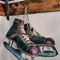 Ice Skates by Mark Miller