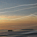 Ice Veil by Melvin Kearney