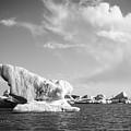 Icebergs by Alexey Stiop