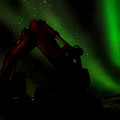Iceland Borealis 1 by Jonelle Vette