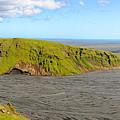Iceland Landscape Near Vik by Sergio Boccardo