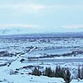Iceland Mountains Lakes Roads Bridges Iceland 2 2112018 0945 by David Frederick