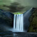 Iceland Waterfall by Frank Delargy