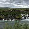Icelandic Waterfall by Craig Garrard