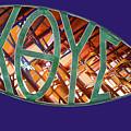 Ichthys Fish by Anne Cameron Cutri