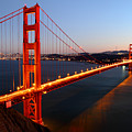 Iconic Golden Gate Bridge In San Francisco by Pierre Leclerc Photography