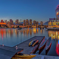 Iconic Vancouver by Jacqui Boonstra