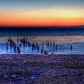 Icy Dawn by E R Smith