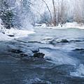 Icy Flow by Peter Olsen