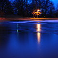Icy Glow by Frozen in Time Fine Art Photography