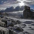 Icy Tundra In Buffalo by Mike Mambretti
