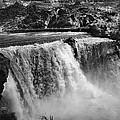 Idaho: Bridal Veil Falls by Granger