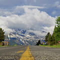 Follow The Yellow Stripe by Dan Dixon