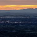 Idaho Landscape No. 3 by Paul Thompson