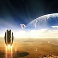 Idea Taken From Star Trek. The Project by Tobias Roetsch