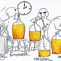 Ideas Brewing by K M Pawelec