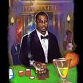 Idris Elba As James Bond 007 #2 by Michael Cox