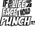If Your Life Had A Face - Scott Pilgrim Vs The World by Paul Telling
