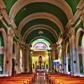 Iglesia De La Merced by Graesen Arnoff