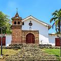 Iglesia De San Antonio by Randy Scherkenbach