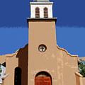Iglesia San Jose 1922 by David Lee Thompson