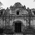 Iglesia San Jose El Viejo - Antigua Guatemala Bnw by Totto Ponce