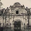 Iglesia San Jose El Viejo - Antigua Guatemala by Totto Ponce