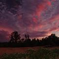 Igo Sunset by John Norman Stewart