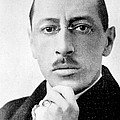 Igor Stravinsky, Russian Composer by Science Source