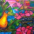 Iguana Eco Tour by Patti Schermerhorn