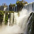 Iguazu Falls by Mirko Chianucci
