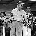 Ike Plays Golf In Hawaii by Underwood Archives