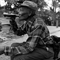 Ike Ward 118 Years Old by Matthew Altenbach