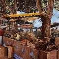 il mercato di St Paul by Guido Borelli