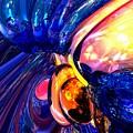 Illuminate Abstract  by Alexander Butler