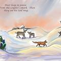 Illustrated Haiku 3 - Age 17 by Dawn Senior-Trask