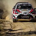 imagejunky_KB - RallyRACC WRC Spain - Esapekka Lappi / Janne Ferm by Imagejunky Art-Photography