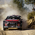 imagejunky_KB - RallyRACC WRC Spain - Lefebvre / Patterson by Imagejunky Art-Photography