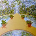 Imaginary Landscape by Miguel A Chavez