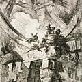 Imaginary Prison by Giovanni Battista Piranesi