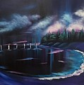 Imaginary Sea  by Nadine Westerveld