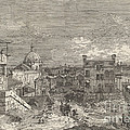 Imaginary View Of Venice by Canaletto
